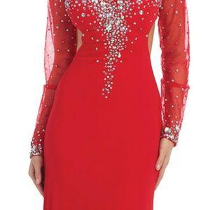 Mayqueen dress